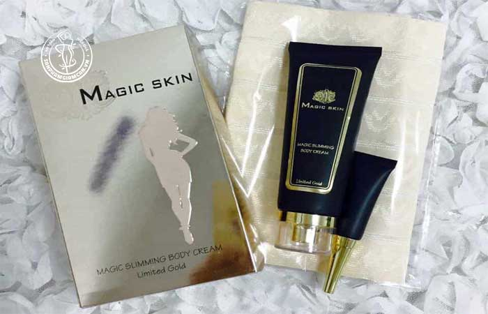 Kem tan mỡ Magic Skin