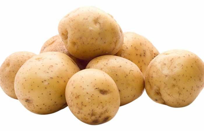 Khoai tây chứa nhiều chất xơ rất tốt cho việc giảm cân
