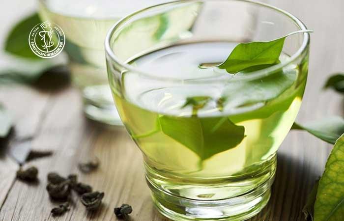 Lợi ích của trà xanh