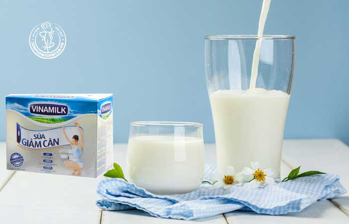 Sữa vinamilk giảm cân