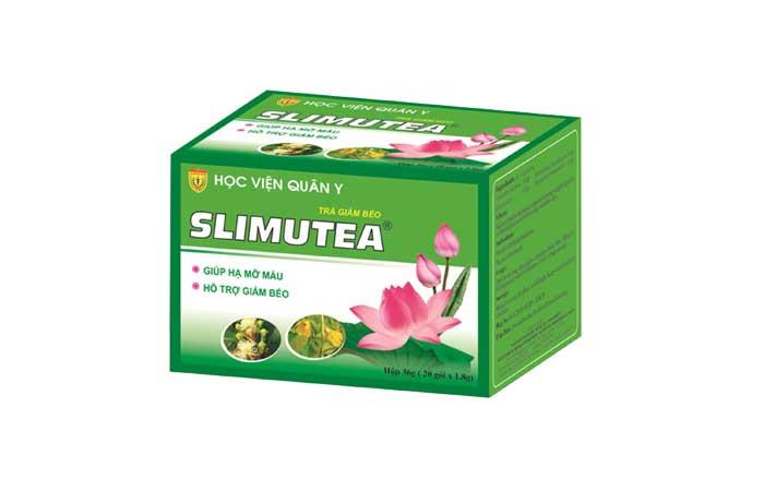 Đánh giá trà giảm cân Slimutea