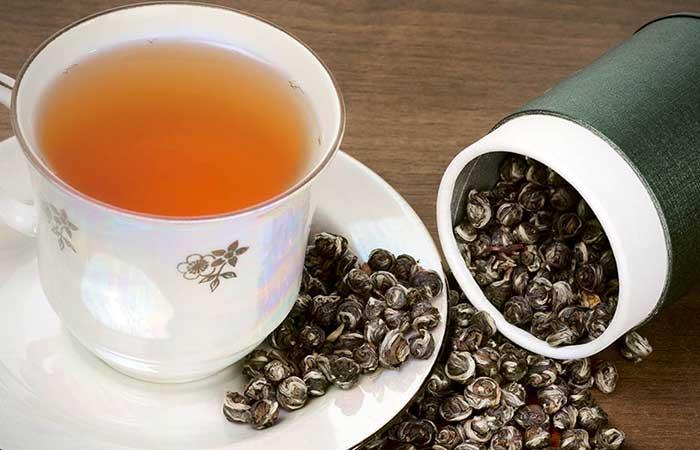 Tác dụng giảm cân của trà ô long tea plus