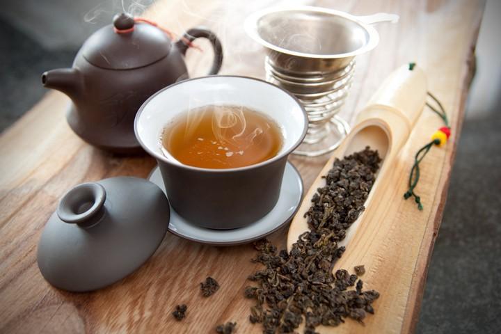 trà ô lông tea+ plus giảm cân