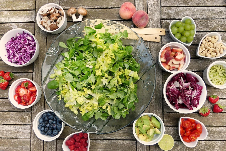 Chế độ ăn chay Vegan Diet