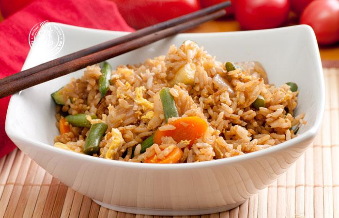 Gạo lứt chứa nhiều lợi ích cho cơ thể
