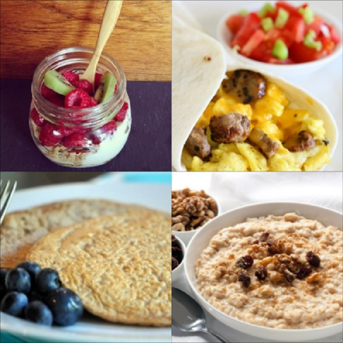 Buổi sáng giảm cân nên ăn gì là hợp lý