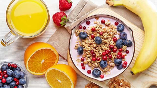 ăn ngũ cốc giảm cân