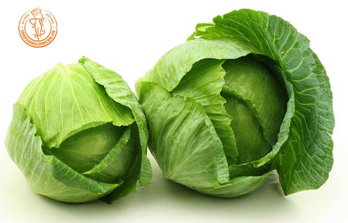 Bắp cải vừa chứa ít calo nhưng lại giàu chất dinh dưỡng cần thiết