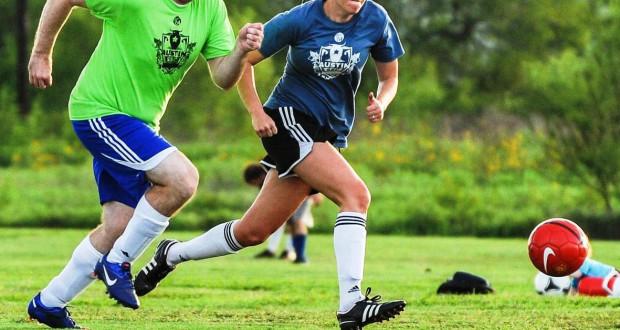 Chơi thể thao giúp giảm mỡ bụng hiệu quả