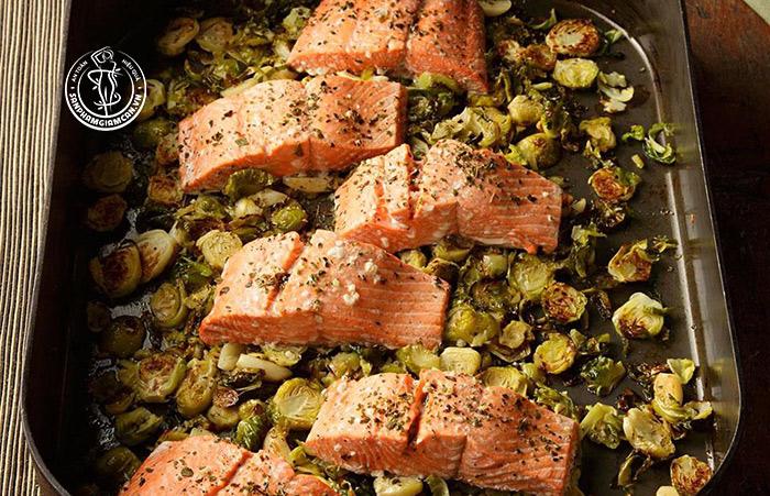 Thực phẩm mà nhà nào cũng muốn có trong tủ không chỉ giảm cân mà cá hồi cũng rất ngon