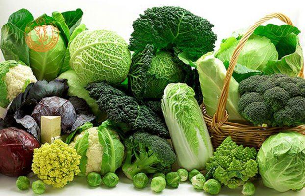 Các loại rau xanh giảm cân nhanh chóng