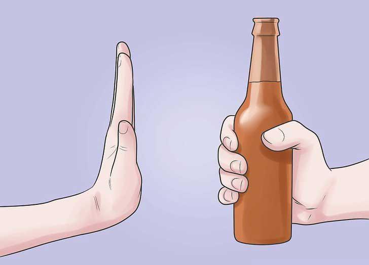 Giảm lượng rượu bạn uống