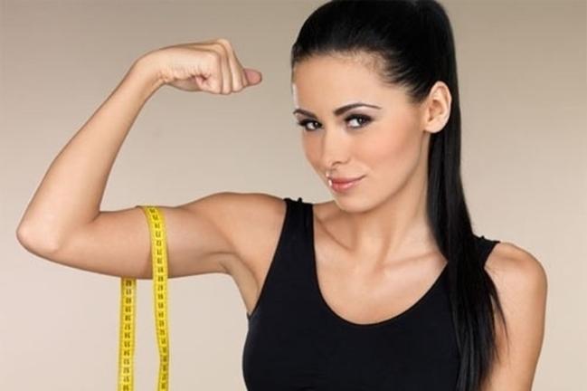 cách giảm béo vai và lưng