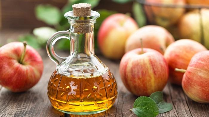 Giấm táo và mật ong giúp giảm cân