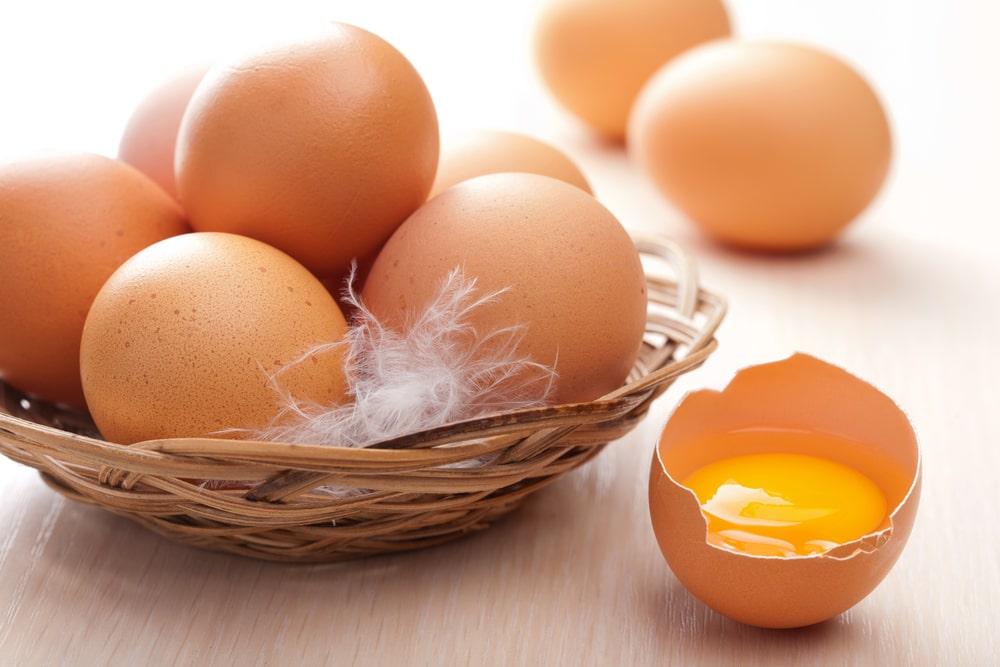 cách giảm cân đơn gian trong 1 tuần với trứng gà