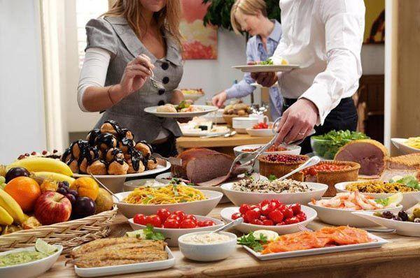Kiểm soát môi trường ăn uống
