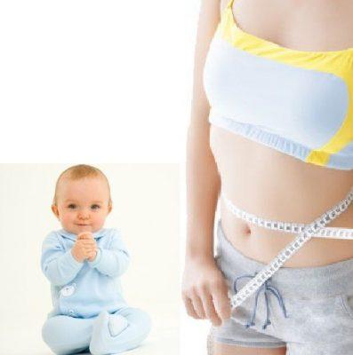 Cách giảm cân sau sinh tại nhà hiệu quả