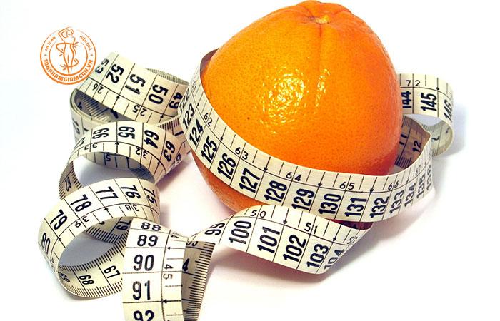 Cách làm nước vỏ cam giảm cân siêu dễ