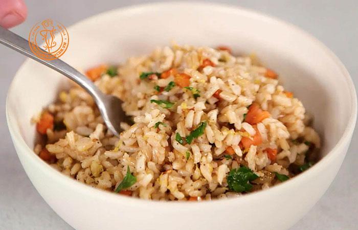 4 công thức nấu ăn với gạo lứt
