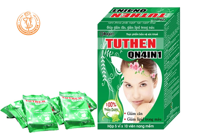 Giảm cân Tuthen dễ dàng sử dụng