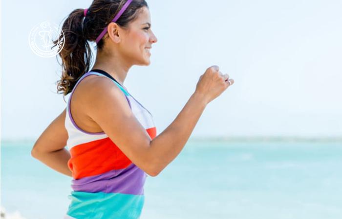 Các bước chạy giúp giảm cân tốt nhất