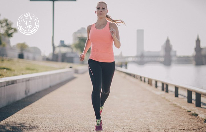 Chạy bộ giảm cân cần áp dụng đúng cách