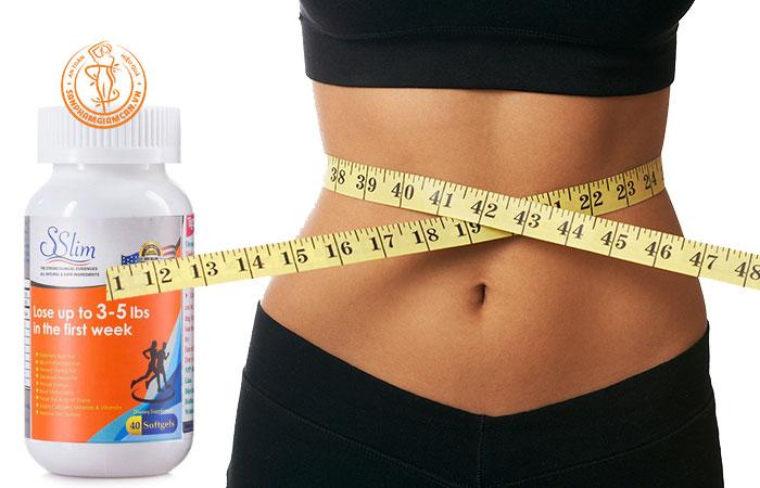 SSlim hỗ trợ giảm cân