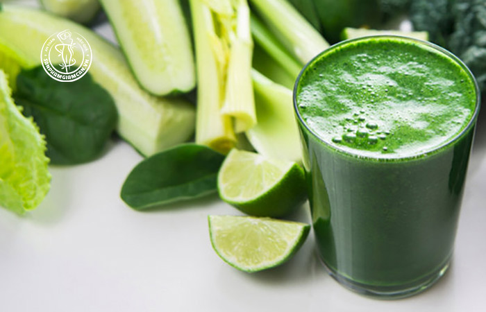 Detox buổi sáng giúp giảm cân là cách rất hiệu quả để giảm cân và chào ngày mới