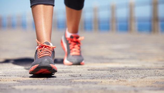 Đi nhiều giúp giảm cân