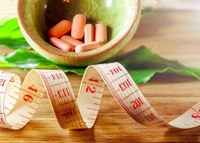 Sử dụng thuốc giảm cân