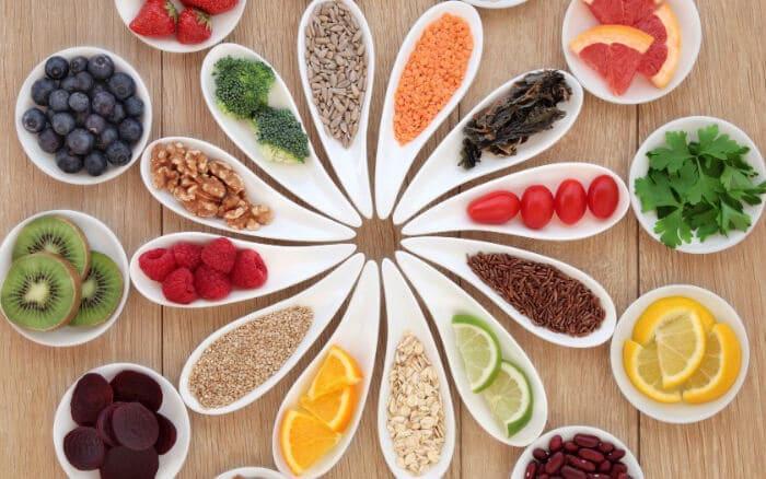 thực phẩm giảm 8 cân trong 2 tuần