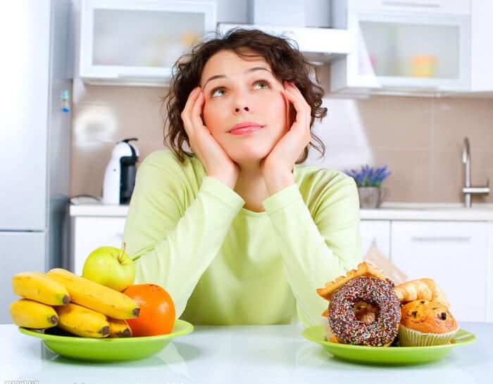 ăn gì để giảm 8 cân trong 2 tuần?