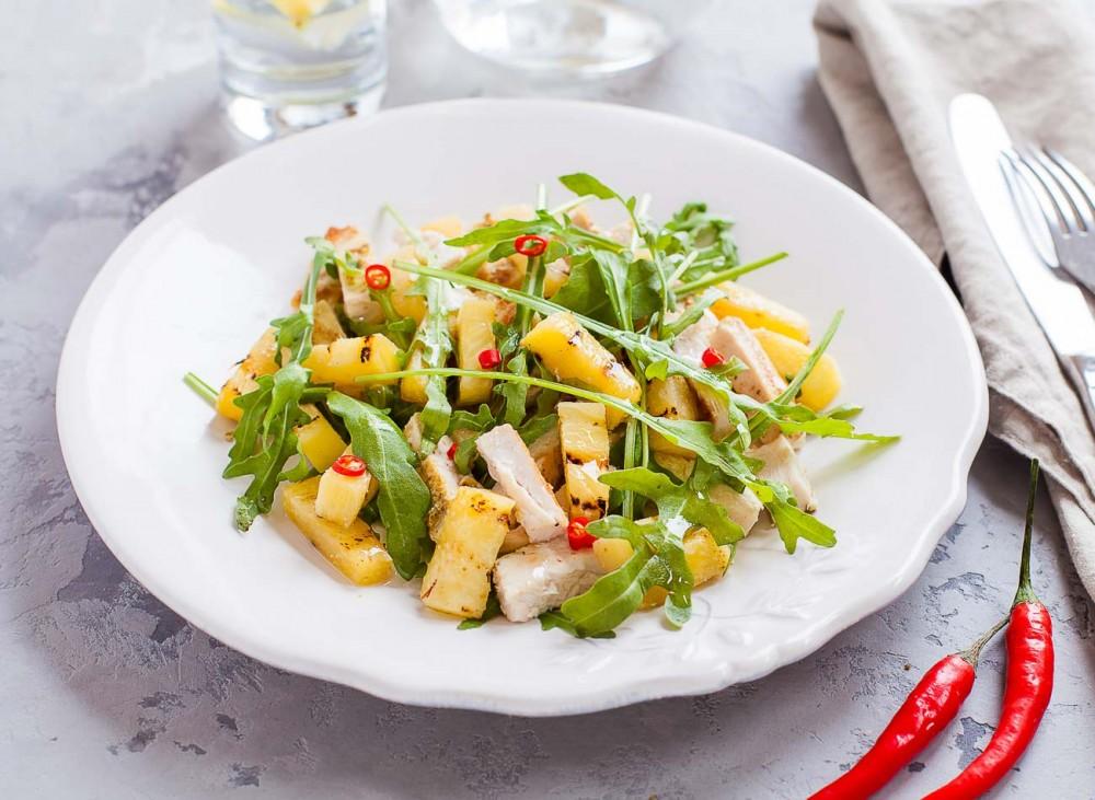 Giảm cân bằng dứa kết hợp với những loại thực phẩm khác, sẽ mang lại hiệu quả giảm cân nhanh chóng hơn