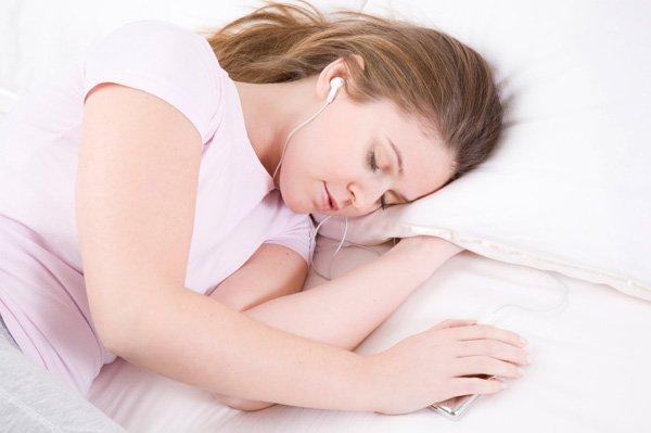 giảm cân tại nhà cho học sinh: Ngủ đủ giấc