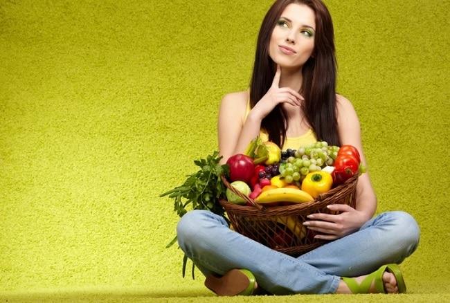 Tăng cường rau để bổ sung hàm lượng chất xơ là nguyên tắc cần thiết cho công cuộc giảm cân của bạn