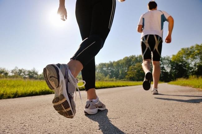 Chạy bộ là cách đơn giản nhất để cơ thể giải phóng năng lượng
