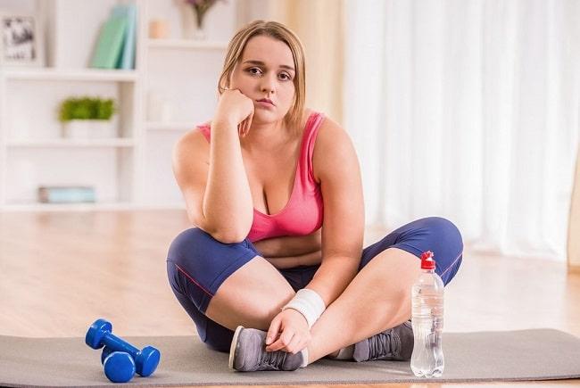 Khó giảm cân một phần là do cơ địa khó