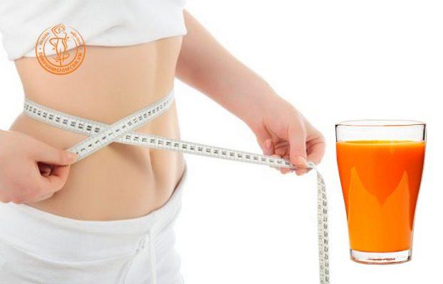 Cách uống giấm táo giảm cân