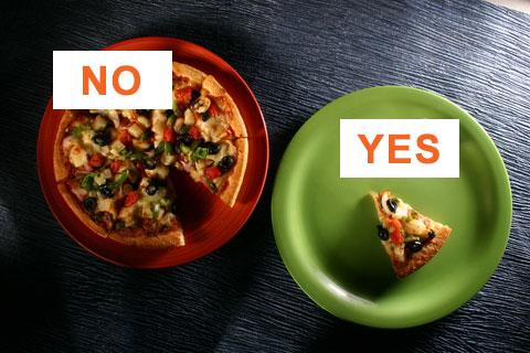 Khẩu phần ăn giảm cân
