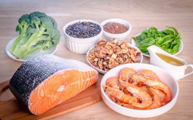 Thực phẩm béo không bão hoà đa