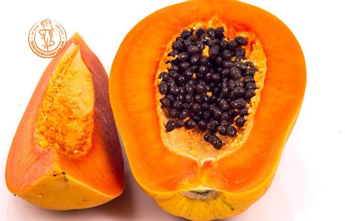 Dinh dưỡng từ đu đủ cho cơ thể