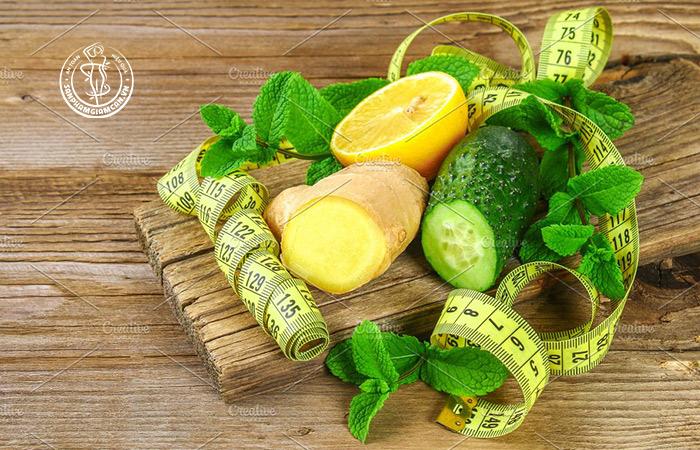Công thức giảm cân mỗi ngày từ dưa chuột dễ thực hiện