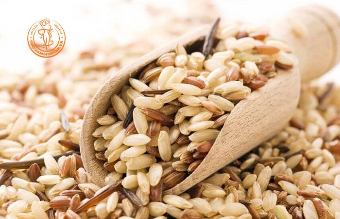 Nhiều vitamin và khoáng chất có trong gạo lứt
