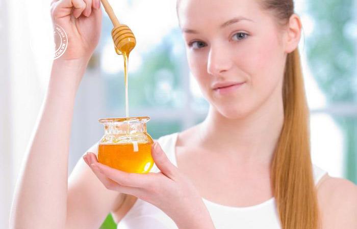 Giảm cân 7 ngày với mật ong
