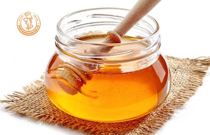 Lợi ích có trong mật ong