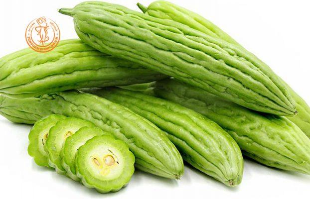 Mướp đắng chứa nhiều vitamin dễ thực hiện