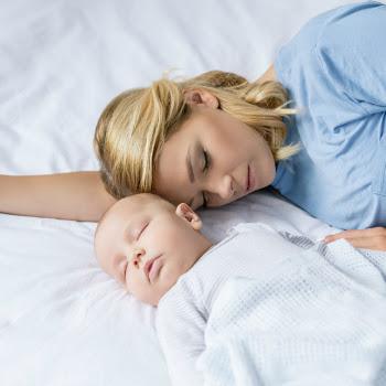 Ngủ để giảm cân khi cho con bú