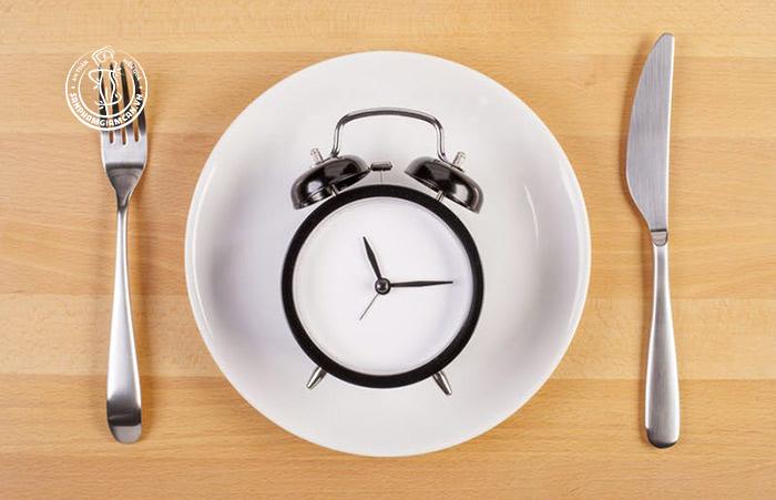 Phương pháp giảm cân intermittent fasting