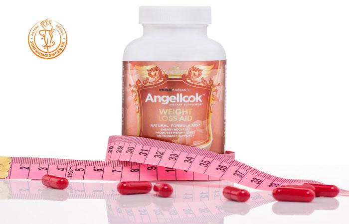 Angellook hỗ trợ giảm cân hiệu quả