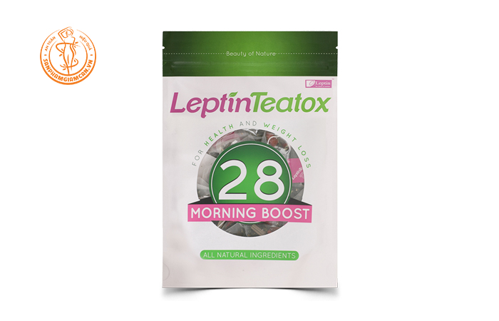 Trà giảm cân Leptin Teatox ban ngày